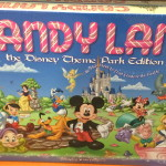 Disney Board Games!