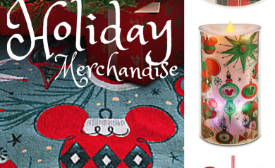 Disney Parks Holiday Merchandise Round Up | Disney Mamas