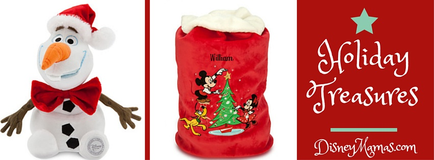 Holiday Treasures at DisneyStore.com | Disney Mamas