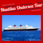 Nautilus Undersea Tour with Disney Cruise Line