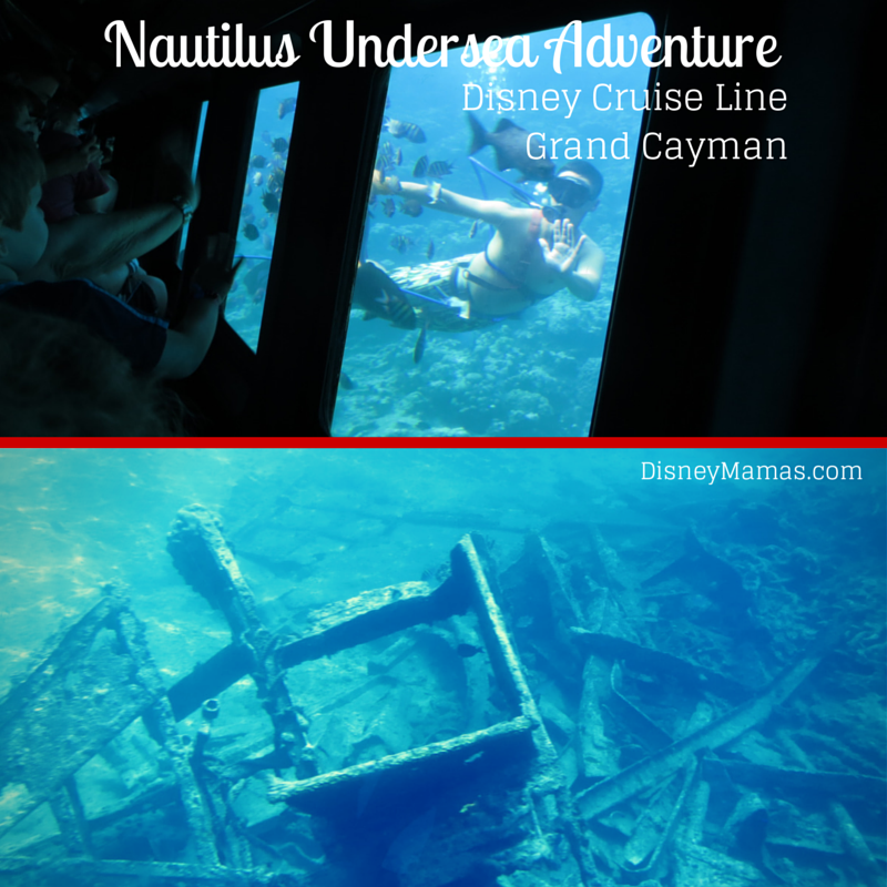 Nautilus Undersea Tour with Disney Cruise Line | Disney  Mamas