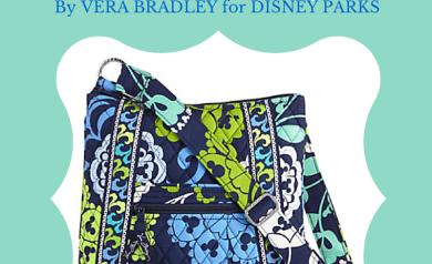 No Tricks, Just Treats with this Vera Bradley Giveaway | DisneyMamas.com