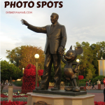 Favorite Walt Disney World Photo Spots