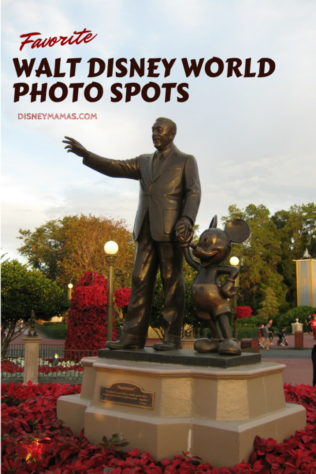Favorite Walt Disney World Vacation Spots