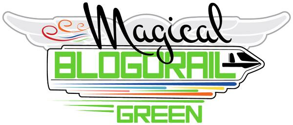 Magical Blogorail Green