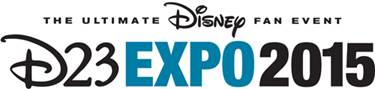 THE ABC TELEVISION NETWORK SPOTLIGHTS THE CREATIVE FORCES AND STARS FROM SOME OF ITS MOST EXCITING SHOWS AT D23 EXPO 2015, WITH EXCLUSIVE Q&As AND AUTOGRAPH SESSIONS