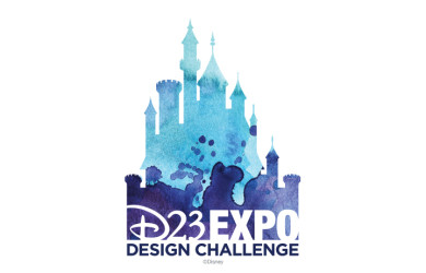 "D23 Expo Design Challenge Encourages Artists to Interpret Disneyland's Sleeping Beauty Castle for a Chance to Win ""D23-Hundred Dollars"""