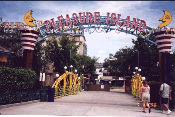 Pleasure Island Walt Disney World - Wikipedia