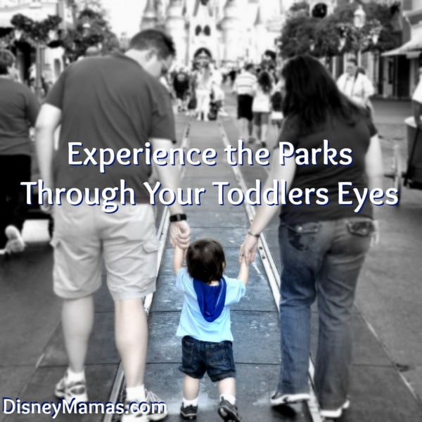 Experience the Parks Through Your Toddlers Eyes