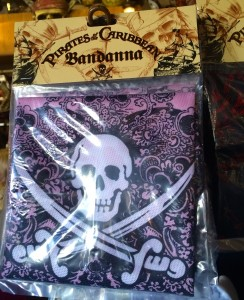 WDW Pirate Merchandise Round-Up ~ Perfect pirate accessories.