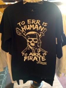WDW Pirate Merchandise Round-Up ~ The Err is Human, to Arr is PIRATE!