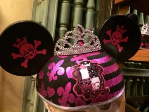 WDW Pirate Merchandise Round-Up ~ Pirate Ears for fit for a princess!