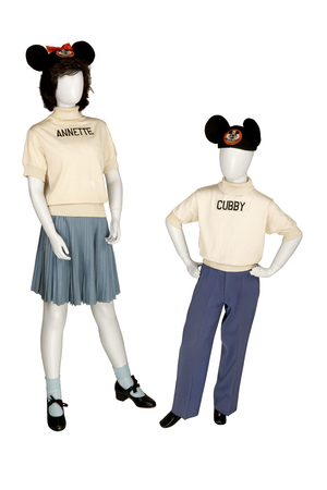 D23 2015 Expo Archives Mickey Mouse Club Costumes - The Walt Disney Archives today announced it will celebrate the 60th anniversary of Disneyland at D23 EXPO 2015 with an exhibit of more than 300 pieces from the park's incredible history.