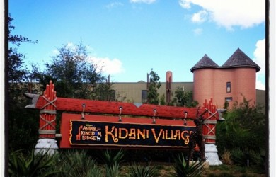 Disney Deluxe Resort Review - Animal Kingdom Lodge and Kidani Village | Disney Mamas