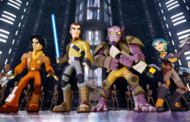 Star Wars Rebels Joins the Disney Infinity 3.0 Lineup