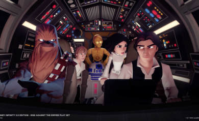 In the Hall D23 presentation on Sunday, August 16 Disney Interactive will showcase more Star Wars characters and Play Sets new to Disney Infinity 3.0 Edition and provide the entire audience with limited-edition giveaways exclusively for Hall D23.