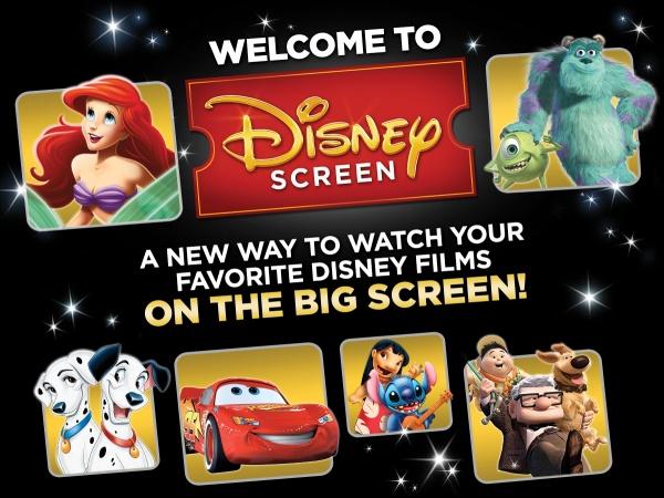 Disney Screen Giveaway: Your Disney Favorites Back on the Big Screen | Disney Mamas