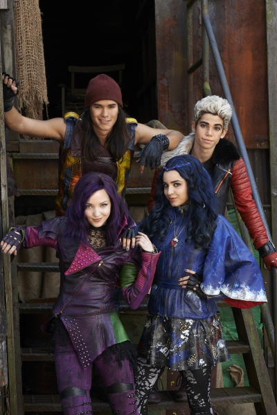 Disney Descendants ~ Wickedly Good Fun for the Entire Family (Giveaway)