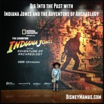 Dig into the Past with Indiana Jones and the Adventure of Archaeology
