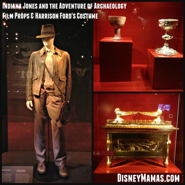 Indiana Jones and the Adventure of Archaeology - Film Props and Costume