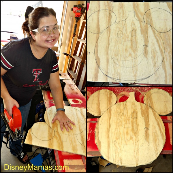 DIY Mickey Jack-O-Lantern Inspired by Disney Parks