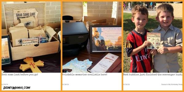 HP Social Media Snapshots Printed