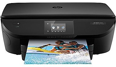 HP Envy 5660 retails for $149.99. With it's AirPrint wireless functionality it is the perfect option for use on-the-go with the HP Social Media Snapshots app.