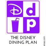 Walt Disney World 101 ~ The Disney Dining Plan