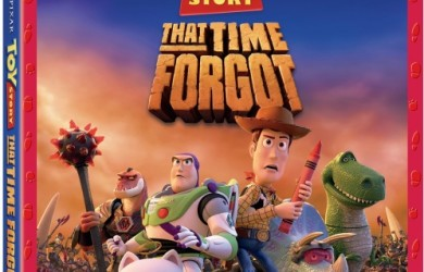 Toy Story That Time Forgot Blu-Ray + Digital HD Review