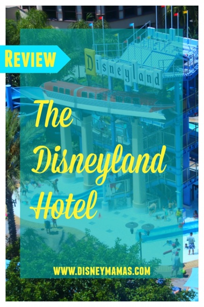 Disneyland Hotel is the perfect resort for couples and families alike.