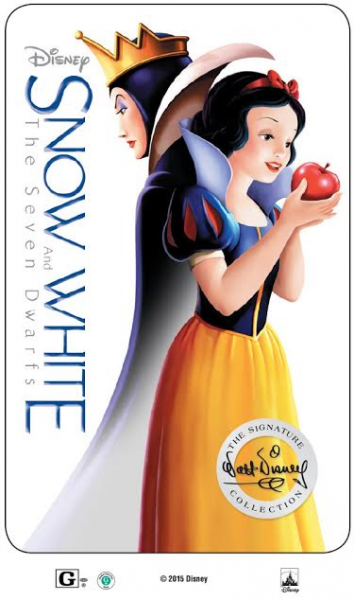 Snow White and The Seven Dwarfs HD Digital Giveaway | Disney Mamas