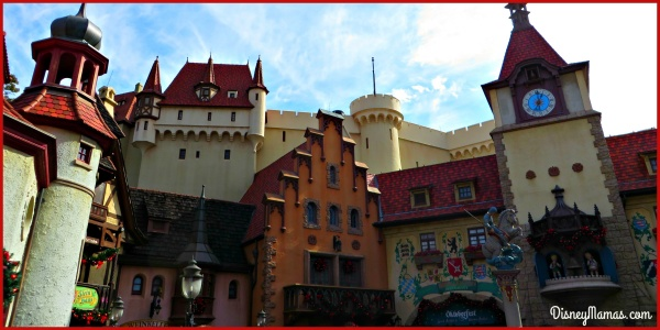 Epcot Spotlight_Germany Pavilion_Architecture | Disney Mamas
