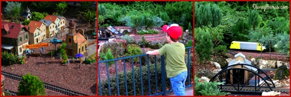 Epcot Spotlight - Germany Pavilion's Miniature Train Village | Disney Mamas