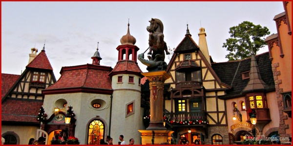 Epcot Spotlight - Germany Pavilion Shopping | Disney Mamas