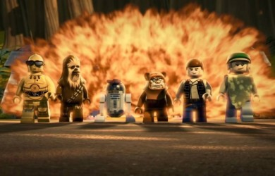 Review - Lego Star Wars : Droid Tales DVD   Disney Mamas