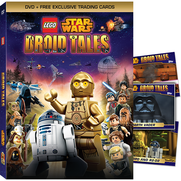 Review - Lego Star Wars Droid Tales | Disney Mamas