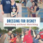 Dressing for Disney ~ Matching without Matching