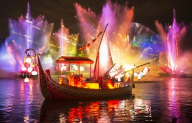 Rivers of Light brings a nighttime spectacular to Animal Kingdom in 2016