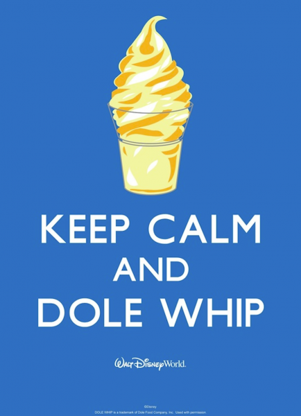 Dreaming of Dole Whip : Recipes and Disney History