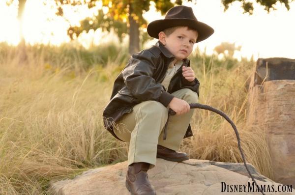 Creating an Indiana Jones Costume for Halloween or Cosplay
