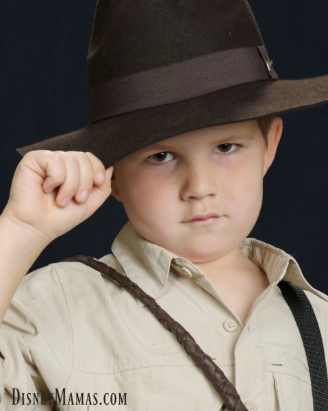 Creating an Indiana Jones Costume for Halloween or Cosplay