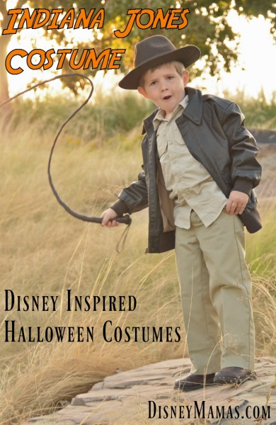 Create an Indiana Jones Costume for Halloween or Cosplay