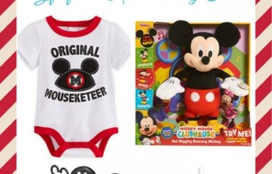 Disney Gifts for Babies and Toddlers