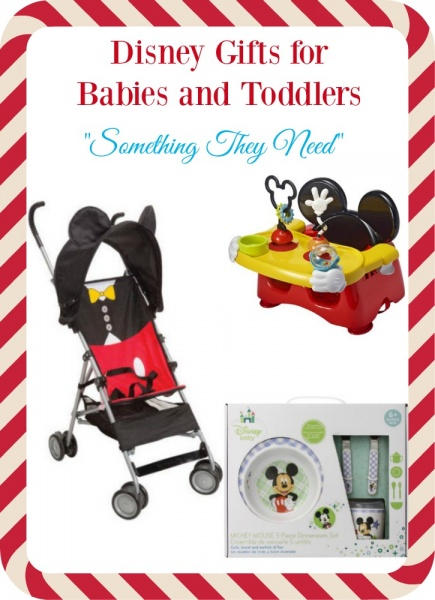 Disney Gifts for Babies and Toddlers - Something They Need