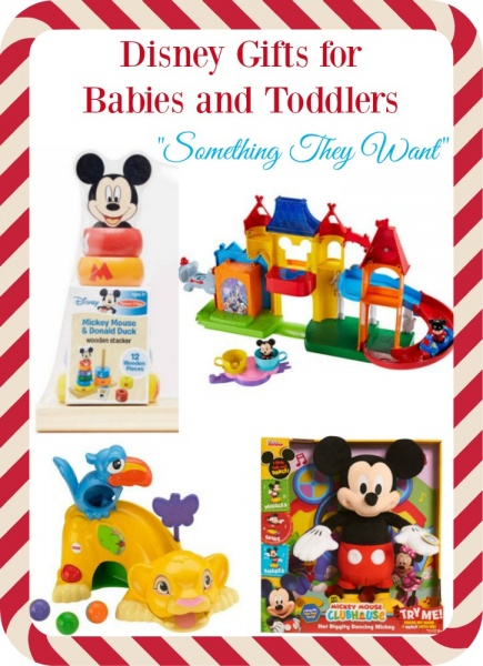 Disney Gifts for Babies and Toddlers - Something They Want