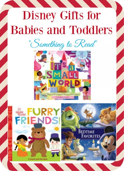 Disney Gifts for Babies and Toddlers - Something to Read