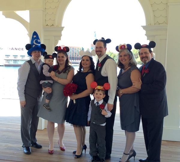 Disney Trip Traditions - Picking out the perfect set of Mickey Ears is one of our favorite traditions.