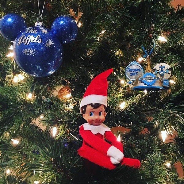 Disney Trip Traditions - Selecting the perfect holiday ornament