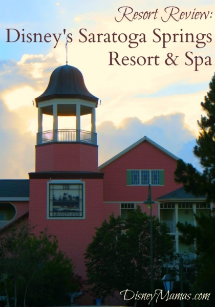 Resort Review : Disney's Saratoga Springs Resort and Spa