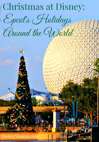 Christmas at Disney | Epcot's Holidays Around the World